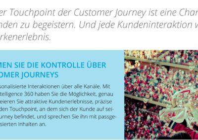Member Experience Management für Bundesliga-Vereine & Sportverbände